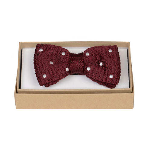 Mitchell Knitted Bow