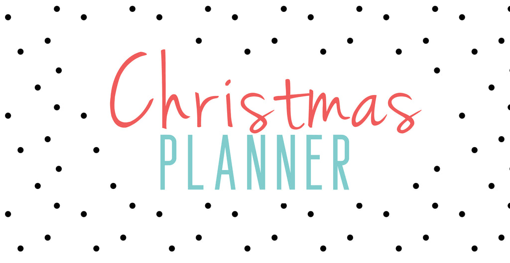 Our gift to you...Your Christmas Planner