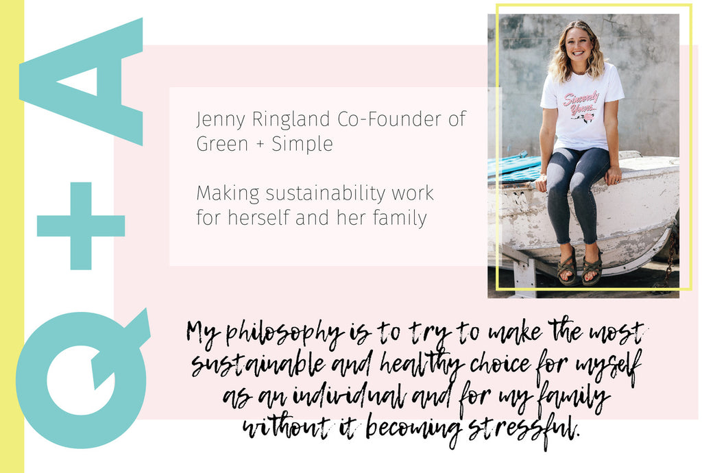 My Reusable Life: Jenny Ringland