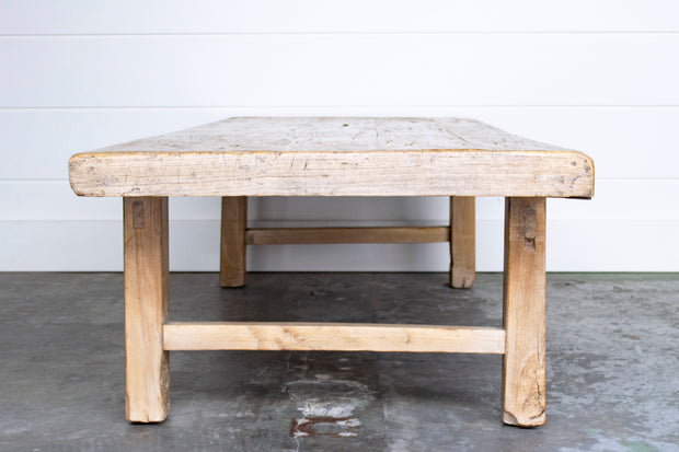 "COFFEE TABLE  71.5"" X 27"""