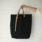 The Everyday Tote in Black