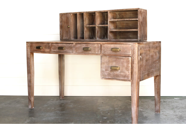 THE PERFECT WRITING DESK