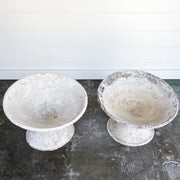 FRENCH PLANTER PAIR