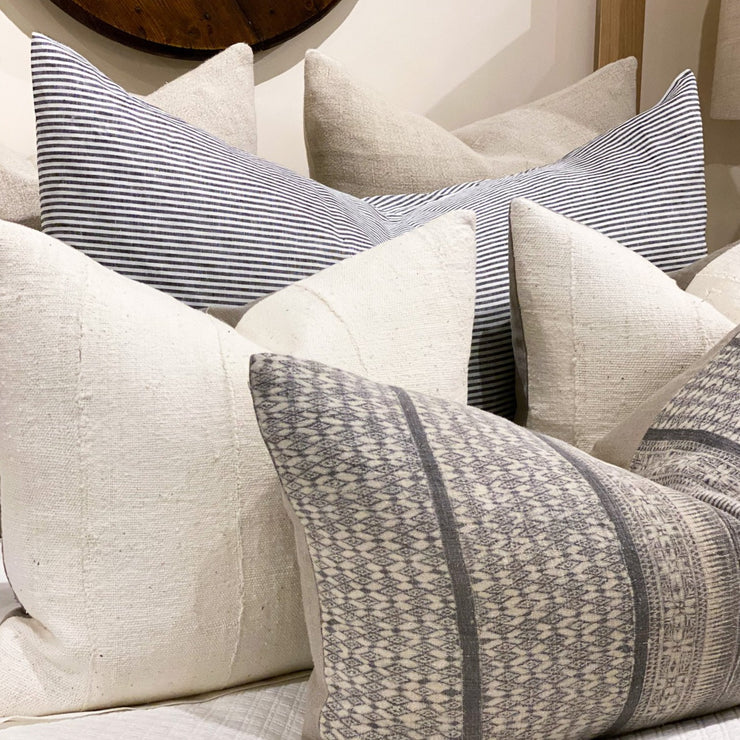 STRIPE HEADBOARD PILLOW