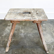 FRENCH POTTER'S STOOL