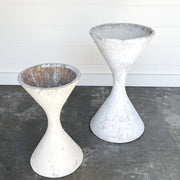 FRENCH HOURGLASS PLANTERS