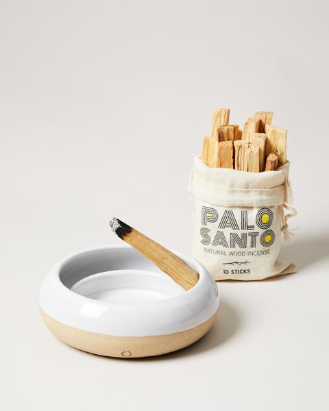 Palo Santo and Burner