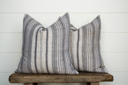 NEW! VINTAGE NEUTRAL PILLOW PAIR