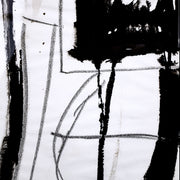 ABSTRACT ORIGINAL INK & CHARCOAL