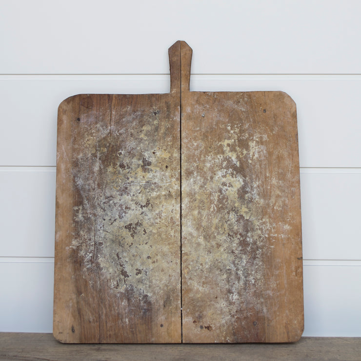 VINTAGE BREAD BOARD