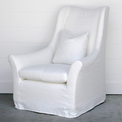 CAMILLE WING CHAIR