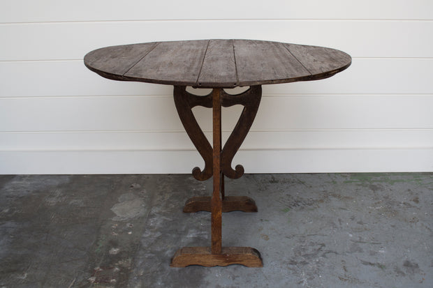 SOLD! FRENCH WINE TABLE