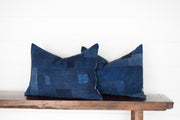 SOLD OUT! OBLONG PATCHWORK PILLOW