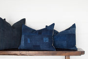 OBLONG PATCHWORK PILLOW