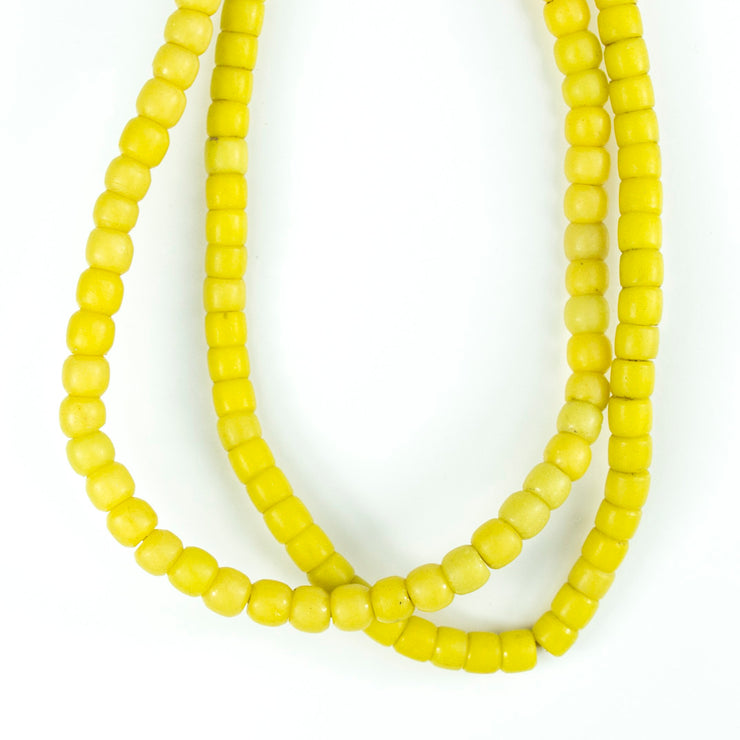 OPAQUE GLASS BEADS