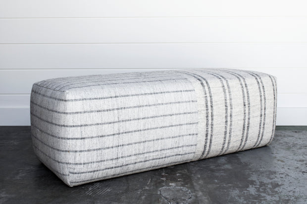 SOLD OUT! RUG OTTOMAN