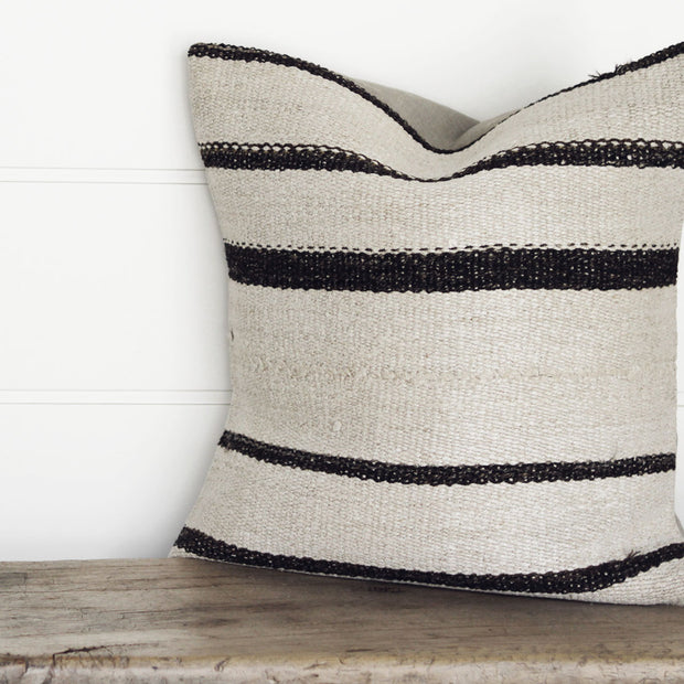 HEMP RUG PILLOW