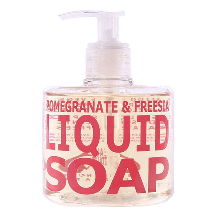 POMEGRANATE & FREESIA PUMP SOAP