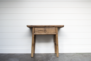 SINGLE DRAWER CONSOLE