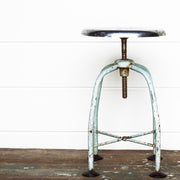 ADJUSTABLE SHOP STOOL