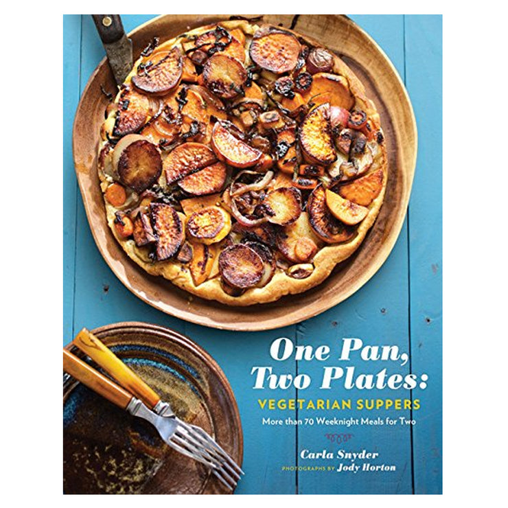 ONE PAN TWO PLATES: VEGETARIAN SUPPERS