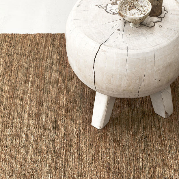 TEXTURED WOVEN RUG