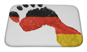 Bath Mat, The German Flag