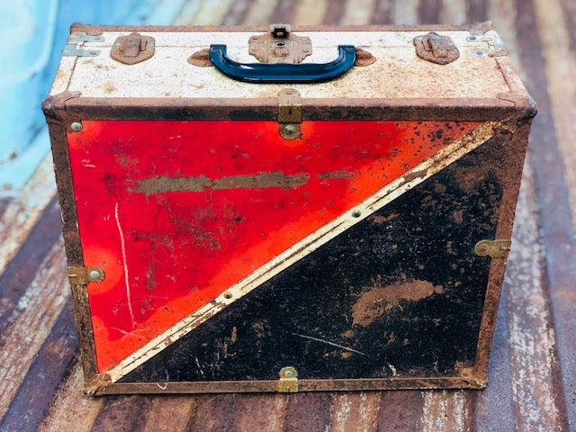 Cool Old Vintage Box