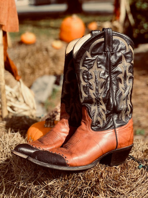 Men's Tony Lama Western Boots!