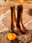 Women's Vintage size 6.5 / Circa 60's Western Boots!