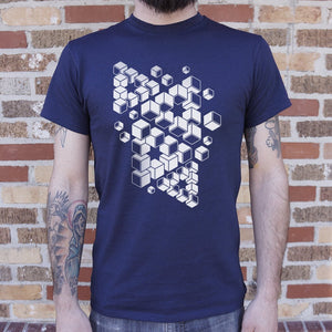 Impossible Triangles Penrose T-Shirt (Mens)