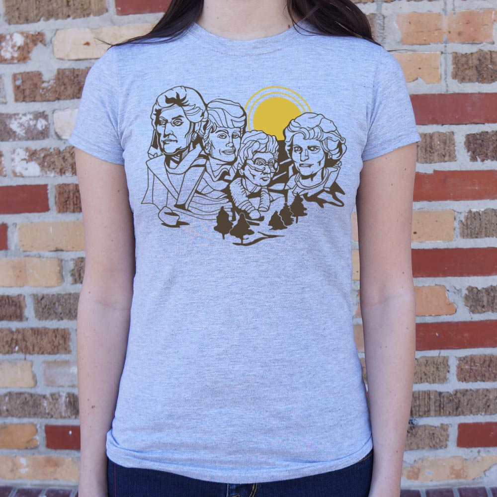 Mount Goldmore T-Shirt (Ladies)