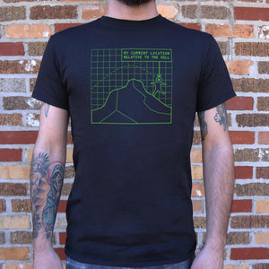 Over The Hill T-Shirt (Mens)