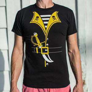 Pirate Outfit T-Shirt (Mens)