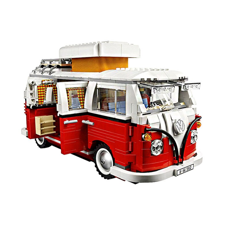 Volkswagon Camper Building Model Toy