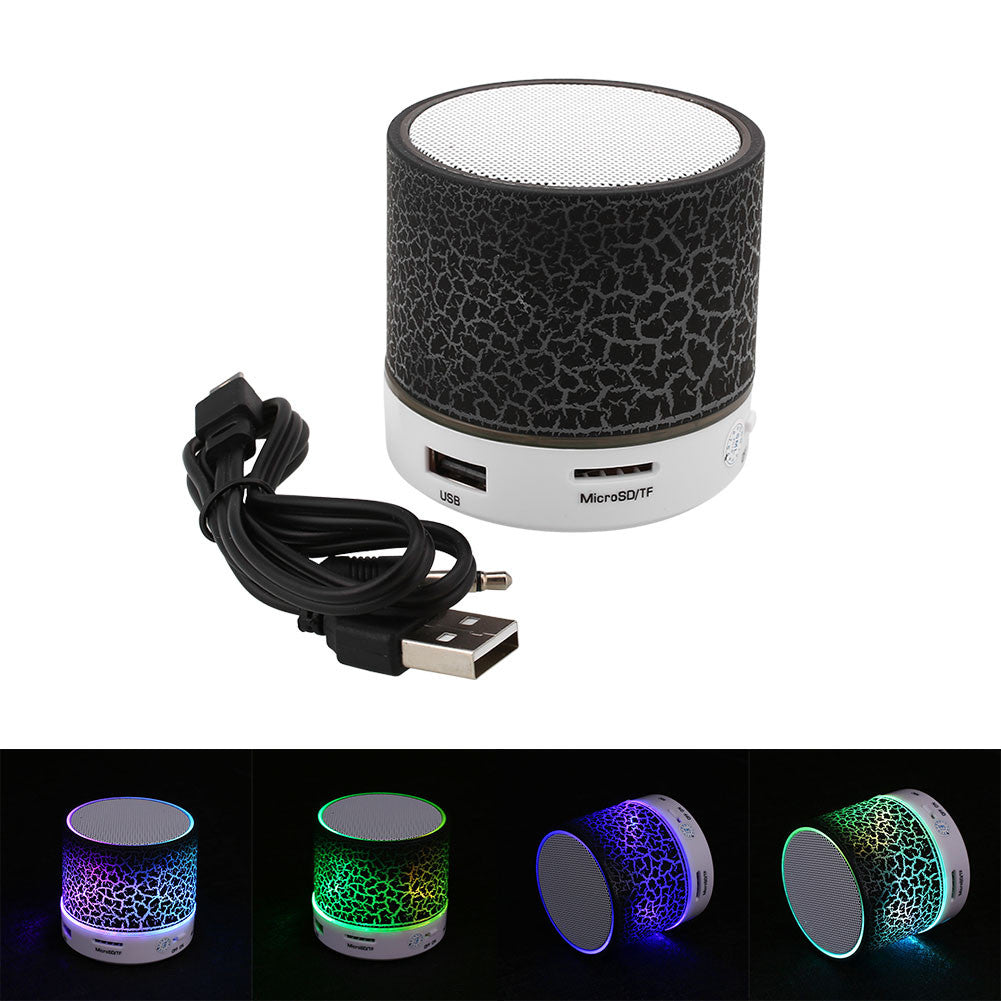 Wireless Bluetooth Portable Speaker with FM Radio