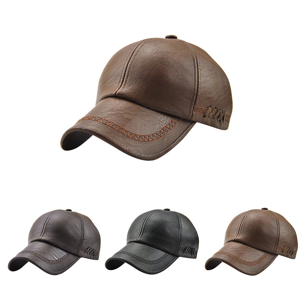 Men Summer Bandage Baseball Cap