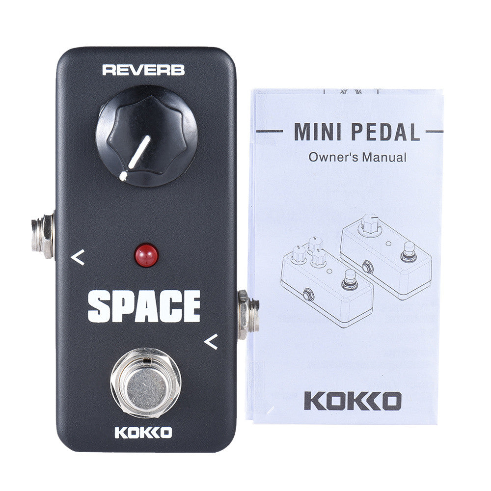 KOKKO FRB2 Mini Space Pedal Portable Guitar Effect Pedal