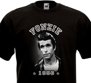 Fonzie Rock'N'Roll Rockabilly T-Shirt