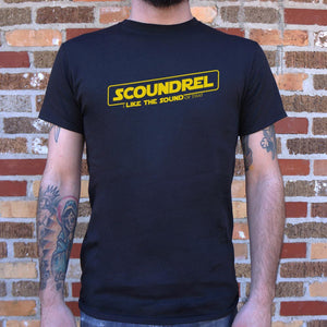 Scoundrel I Like The Sound Of That T-Shirt (Mens)