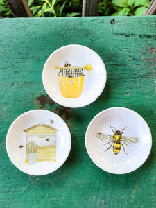 Assorted Bee and Honey dish