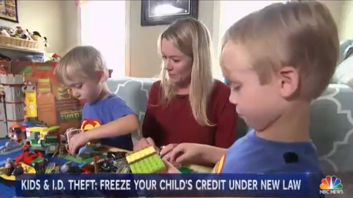 Why identity thieves want your child's social security number