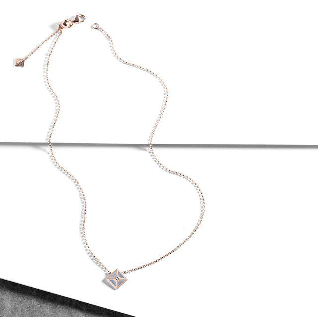 KIDS TOKEN NECKLACE - Shamsa Alabbar