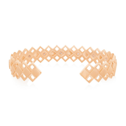 PRINCESS BAR CUFF - Shamsa Alabbar