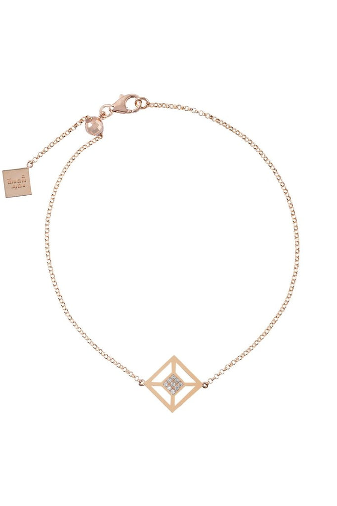 TOKEN OF HOPE BRACELET - Shamsa Alabbar