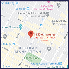 1155 6th Avenue, West Midtown NY
