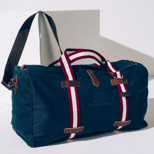 Laden Sie das Bild in den Galerie-Viewer, Weekender navy rot creme