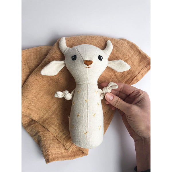 teething doll, ox