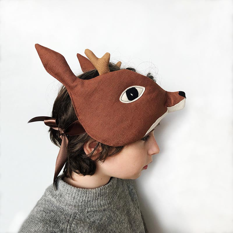 reindeer headdress