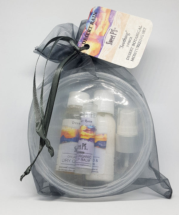 3 Piece Desert Botanical Moisturizing Set